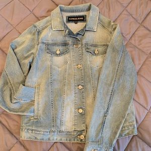 Express denim/jean jacket